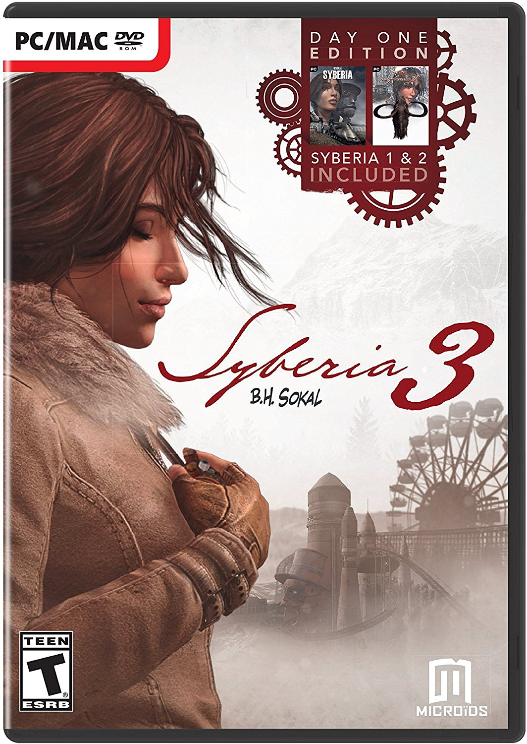 Poster for Syberia 3