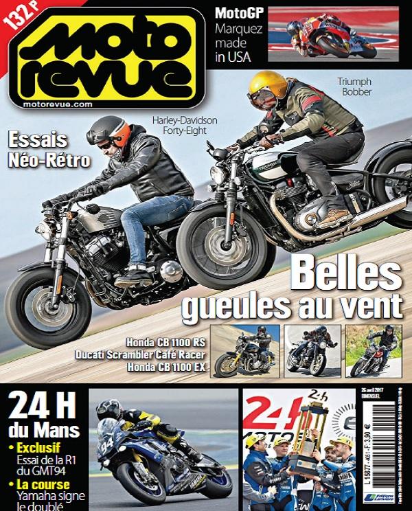 télécharger Moto Revue N°4051 Du 26 Avril 2017