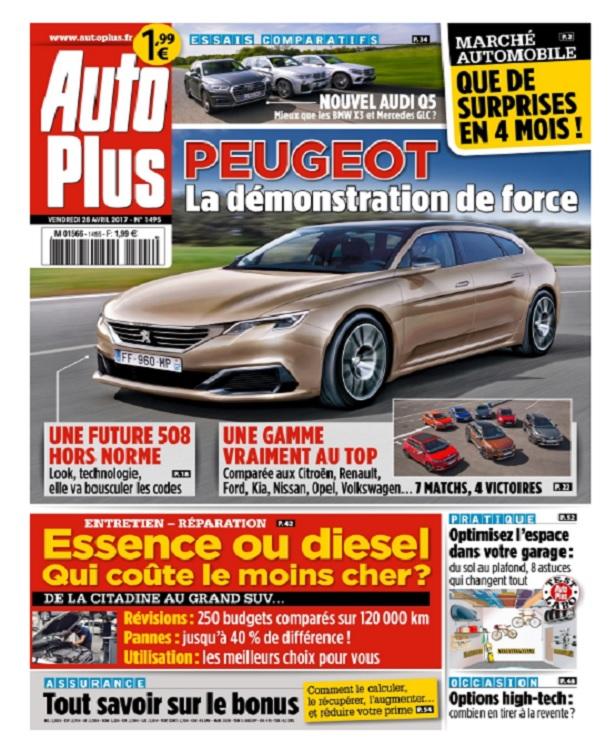 télécharger Auto Plus N°1495 Du 28 Avril Au 4 Mai 2017