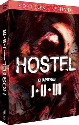 Hostel - Chapitres I, II et III - Trilogie DVDRIP TRUEFRENCH