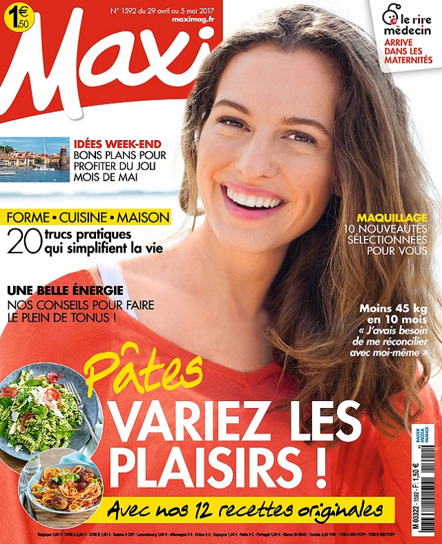 télécharger Maxi N°1592 Du 29 Avril au 5 Mai 2017