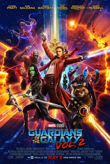 Strażnicy Galaktyki vol. 2 / Guardians of the Galaxy Vol. 2 (2017)