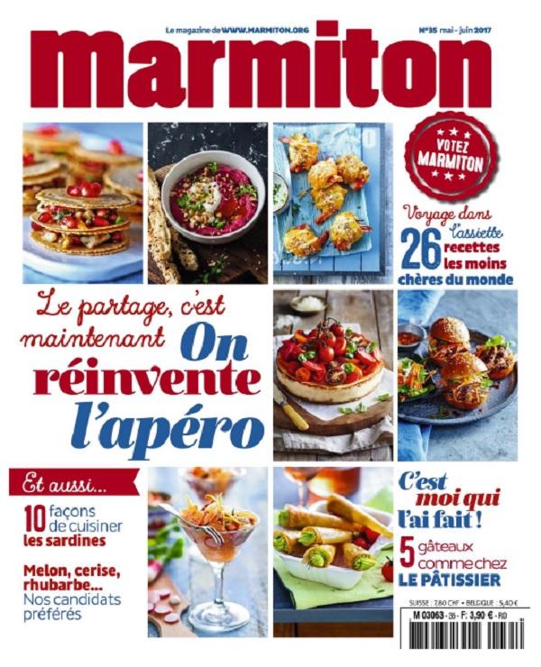télécharger Marmiton N°35 - Mai-Juin 2017