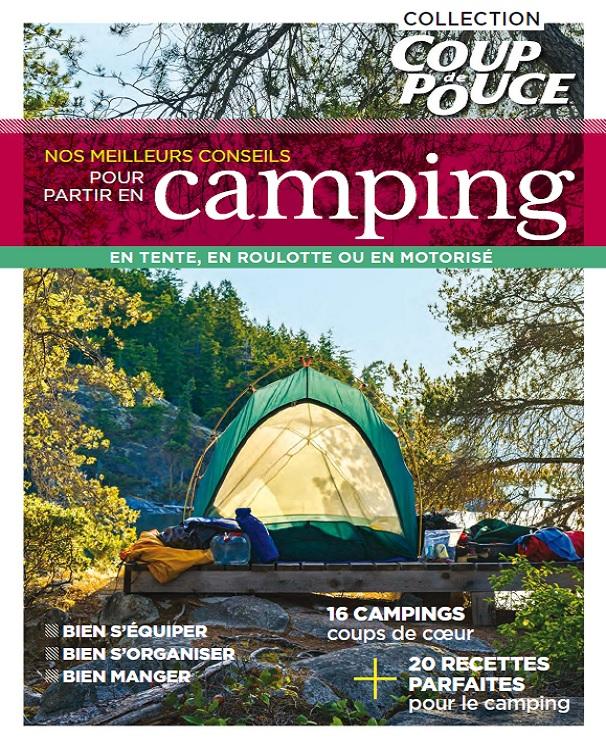 télécharger Coup De Pouce Hors Série - Camping 2017