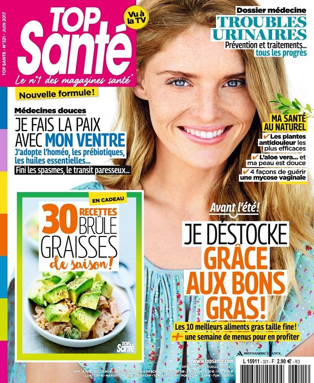 télécharger Top Santé N°321 - Juin 2017