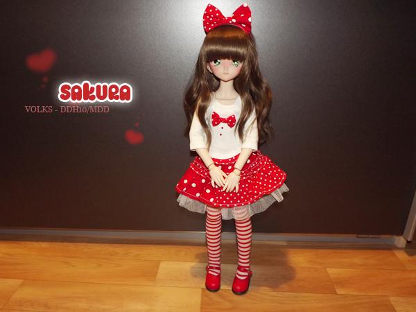 [Volks MDD+DDH10] Sakura dans Card Captor ! 170501090050239330