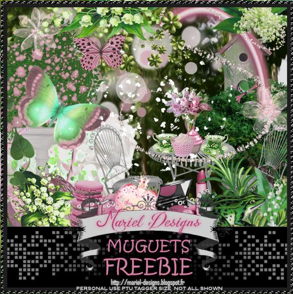 MUGUETS -FREEBIE-MD