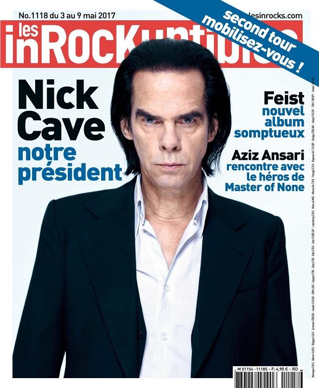 télécharger Les Inrockuptibles N°1118 Du 3 au 9 Mai 2017