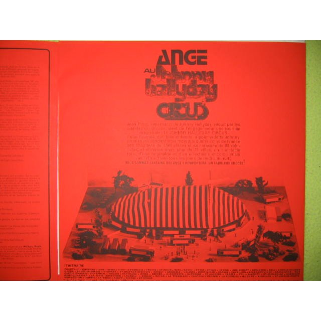 ANGE Johnny Circus 1972 170504072153869361