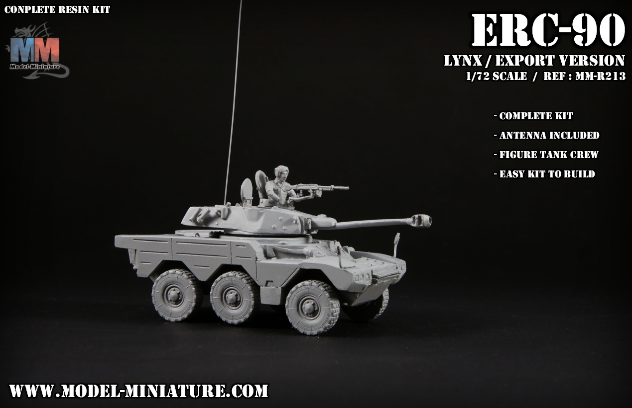 erc-90 lynx french tank