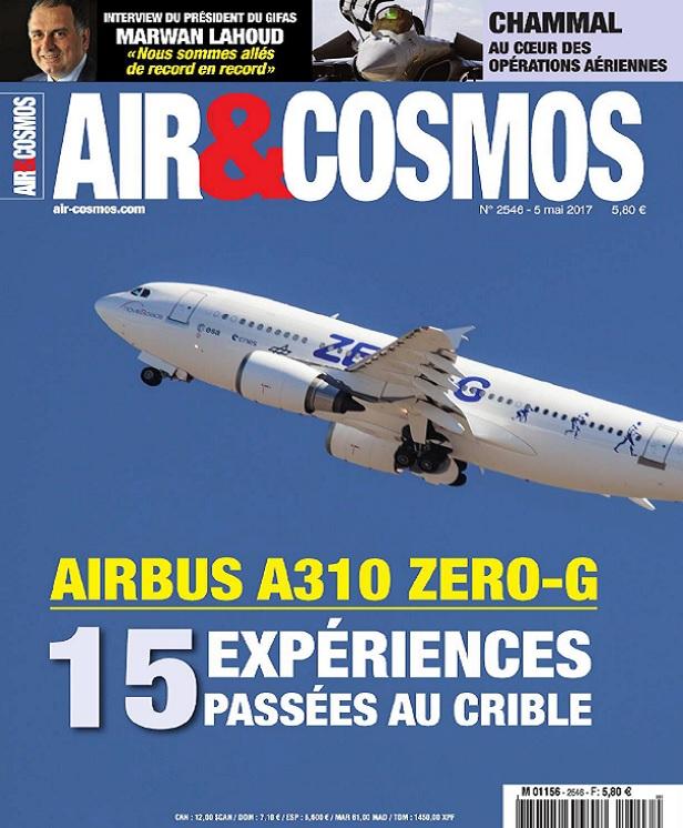 télécharger Air et Cosmos N°2546 Du 5 Mai 2017