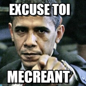 mecreant