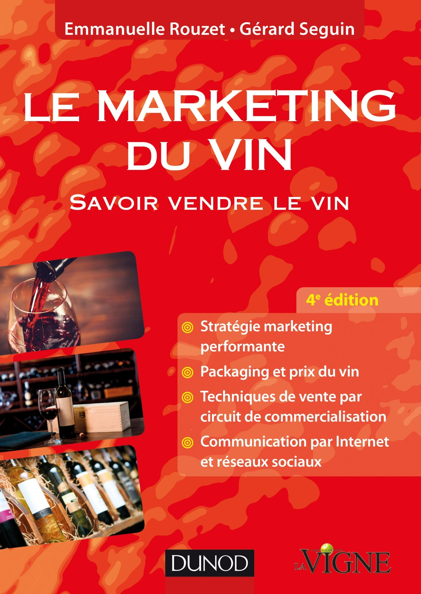 télécharger Le marketing du vin 4e édition ( 2017 ). Dunod