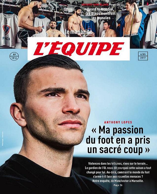 télécharger L'Equipe Magazine N°1816 Du Samedi 6 Mai 2017