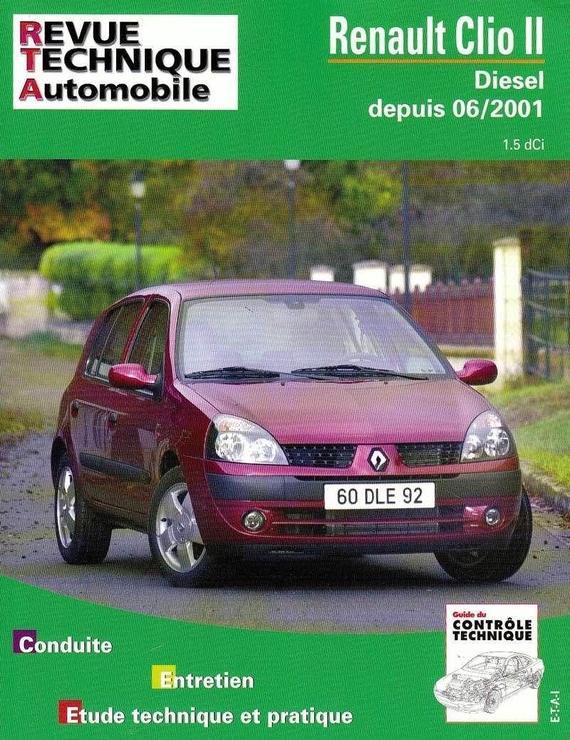 télécharger RTA-Renault Clio II Diesel Phase 2 depuis 6-2001