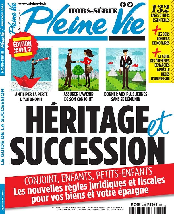 télécharger Pleine Vie Hors Série N°37 - Edition 2017