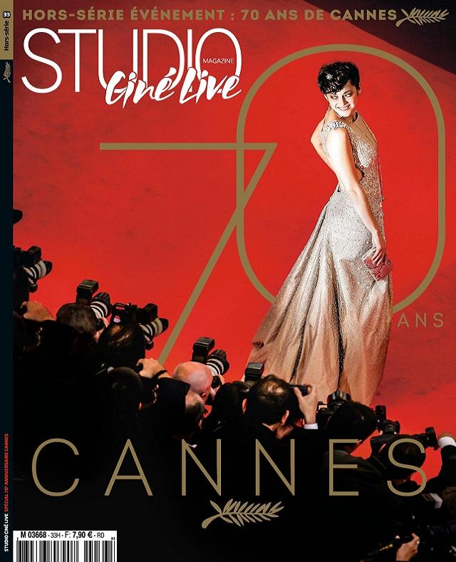 télécharger Studio Ciné Live Hors Série N°33 - Cannes 2017