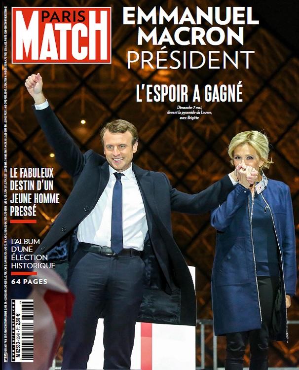 télécharger Paris Match N°3547 Du 10 au 17 Mai 2017