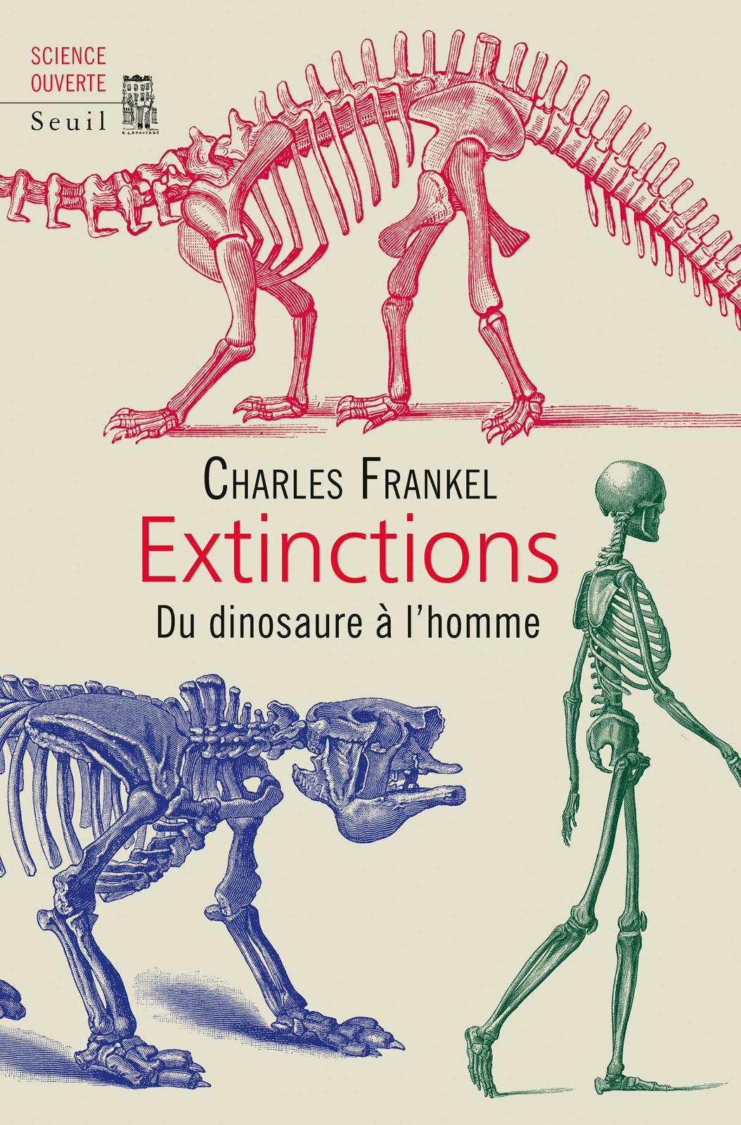 télécharger Extinctions : Du dinosaure à l'homme . Charles Frankel