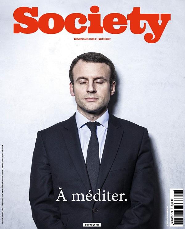 télécharger Society N°56 Du 9 Au 24 Mai 2017