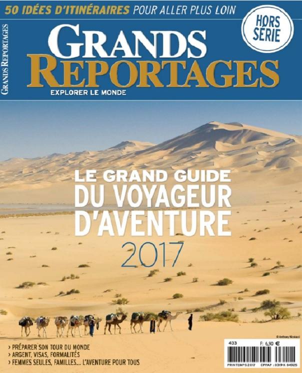 télécharger Grands Reportages N°433 - Printemps 2017