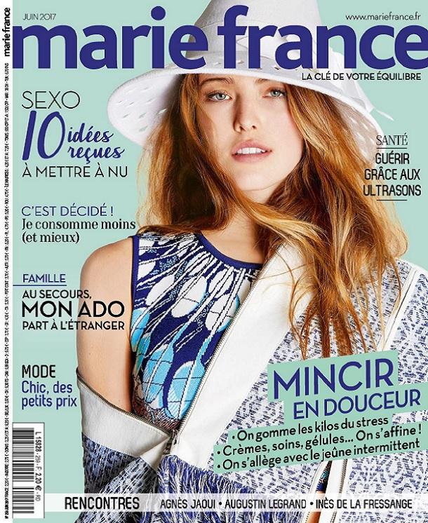 télécharger Marie France N°259 - Juin 2017