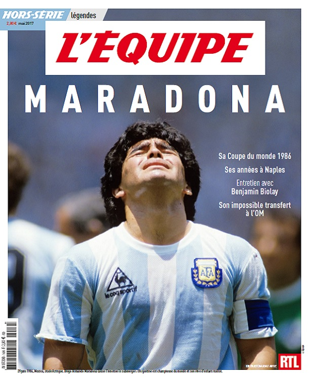 télécharger L'Equipe Magazine Hors Série N°16 - Mai 2017