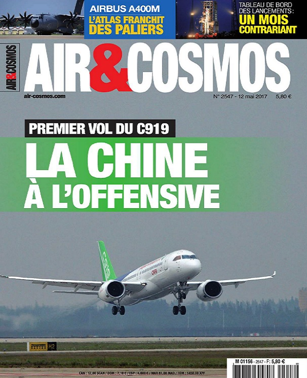 télécharger Air et Cosmos N°2547 Du 12 Mai 2017