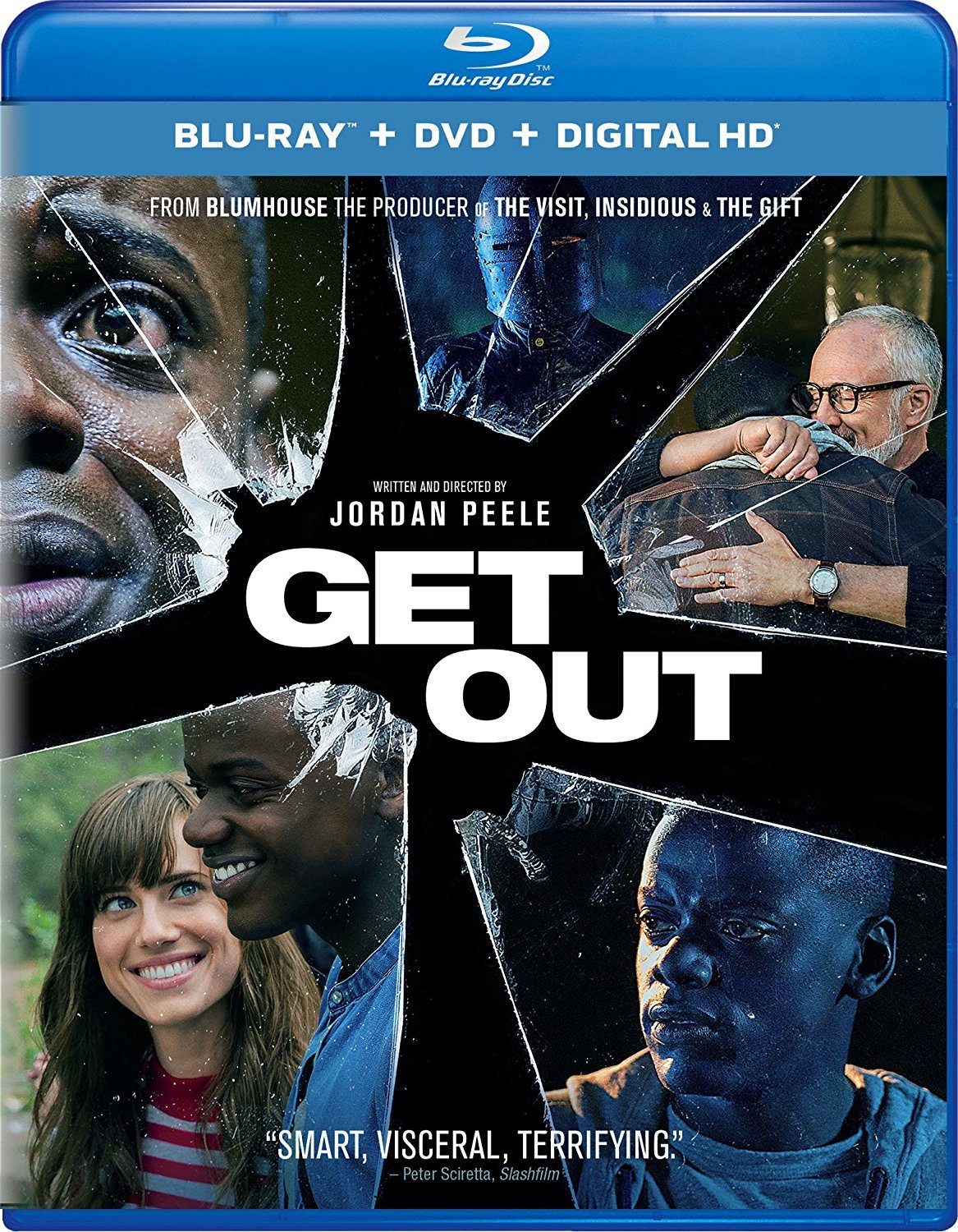 Get Out (2017) poster image