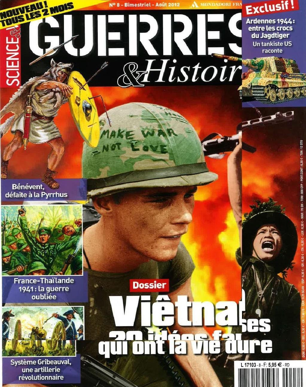 Science & Vie Guerres & Histoire N°8 - Vietnam : 20 idées reçues qui ont la vie dure sur Bookys
