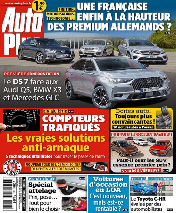 télécharger Auto Plus N°1497 Du 12 Mai 2017