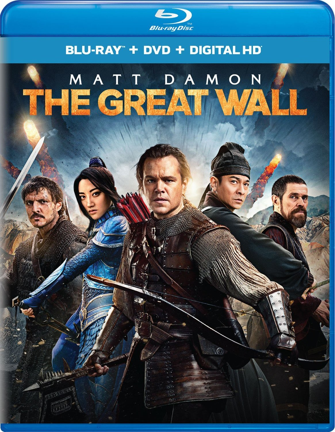 The Great Wall (2016) poster image