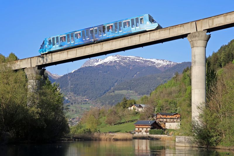 F FUNICULAIRE  ARCS'EXPRESS BOURG-ST-MAURICE (1)