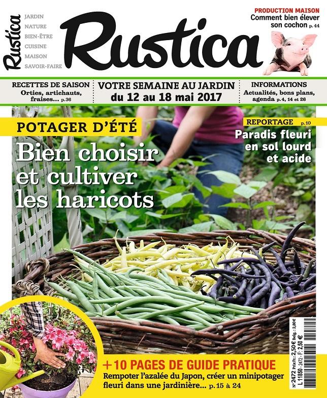 télécharger Rustica N°2472 Du 12 au 18 Mai 2017