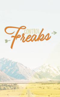 control freaks › je suis un maniaque
