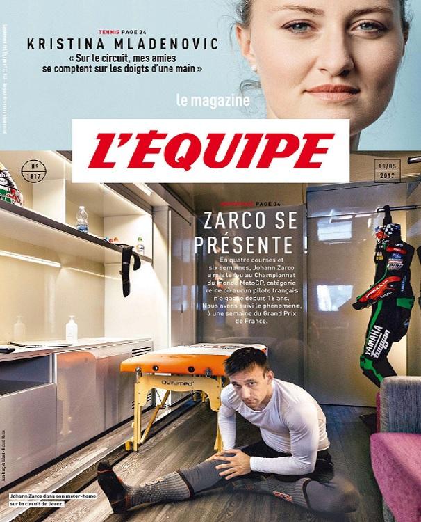 télécharger L'Equipe Magazine N°1817 Du 13 Mai 2017