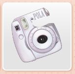 dessin polaroid