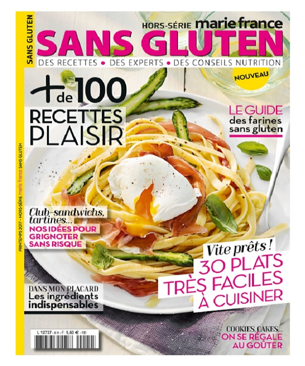 télécharger Marie France Hors Série N°4 - Printemps 2017