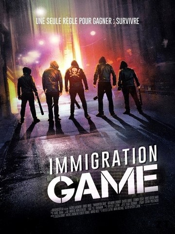 Immigration Game FRENCH WEBRIP