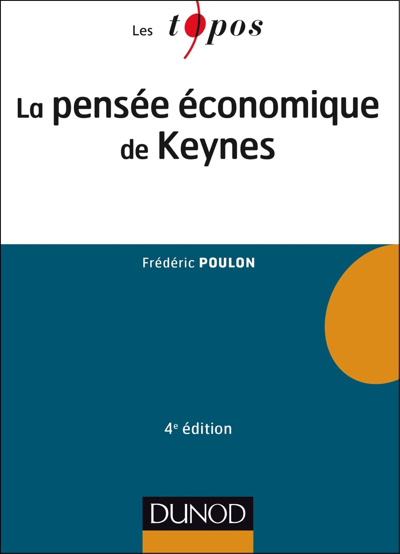 télécharger La pensée économique de Keynes