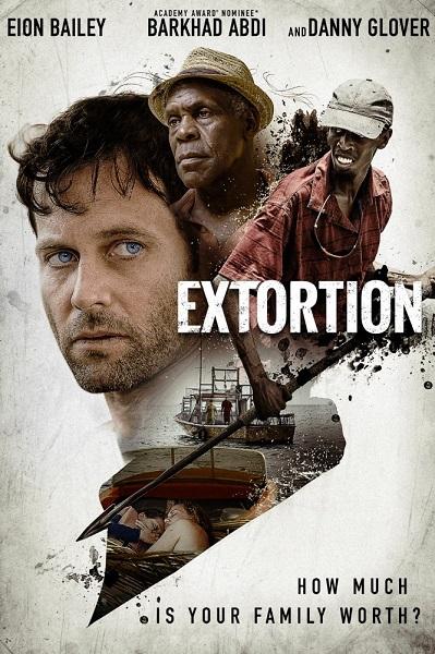 Ocean desperacji / Extortion (2017) PL.WEB-DL.XviD-KiT / Lektor PL