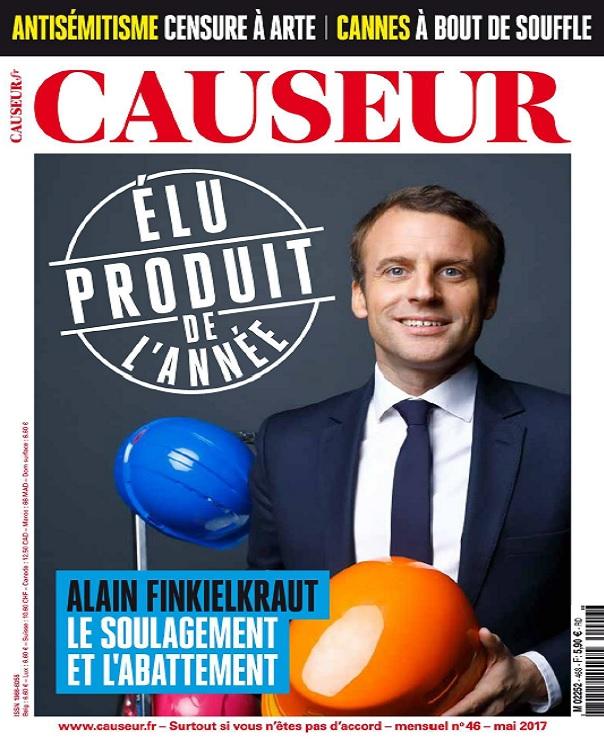 télécharger Causeur N°46 - Mai 2017