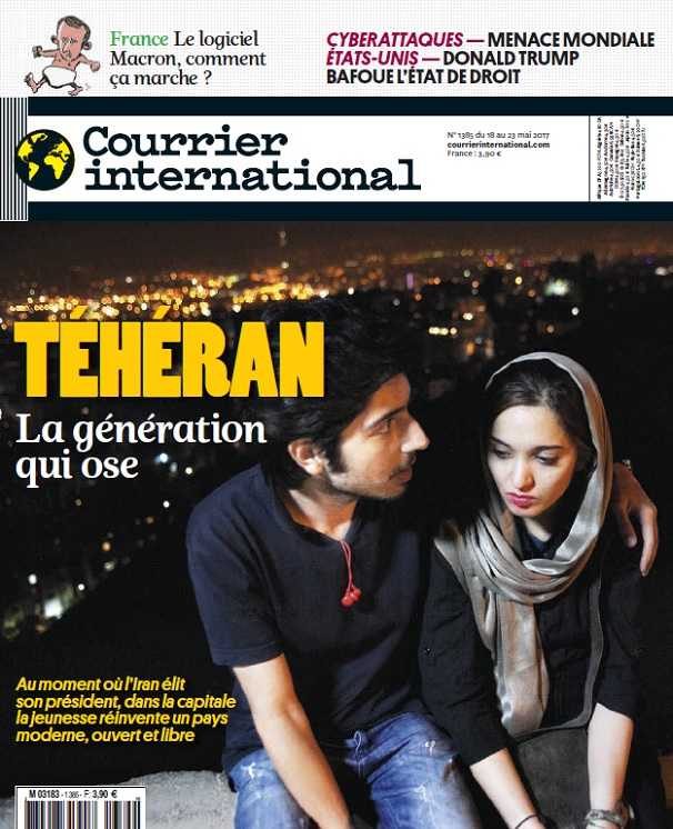 télécharger Courrier International N°1385 Du 18 Au 23 Mai 2017
