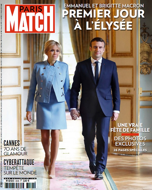 télécharger Paris Match N°3548 Du 18 Au 23 Mai 2017