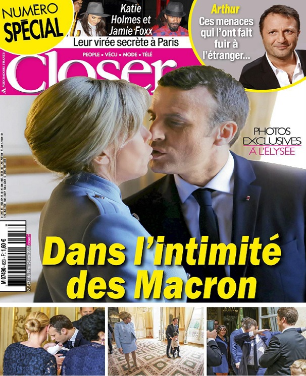 télécharger Closer N°623 Du 19 Au 25 Mai 2017