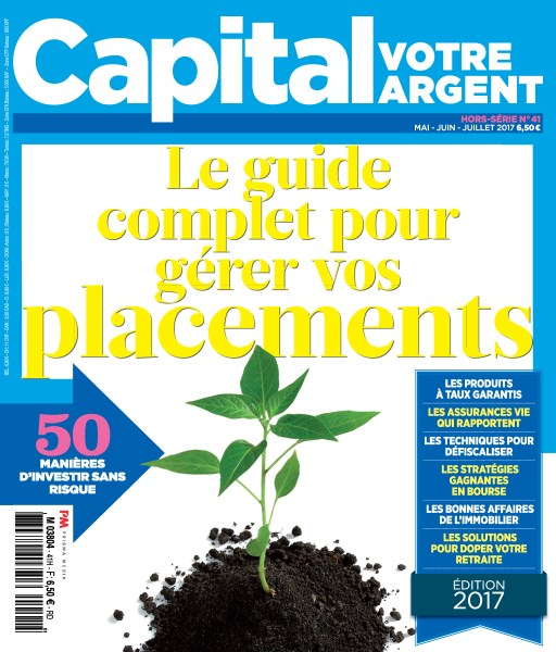 Capital Hors-Série N°50 - Mai/Juin 2017