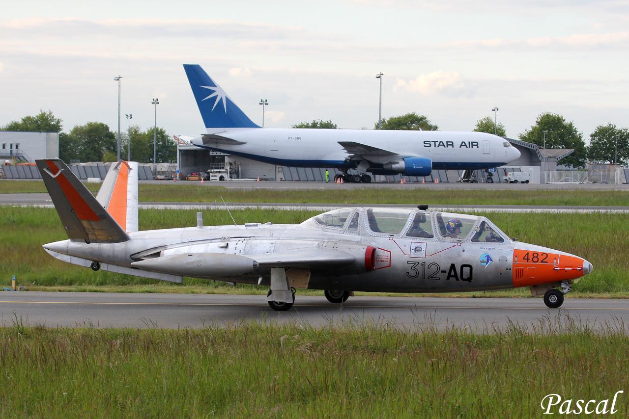 Coupe GIFAS 2017 - Fouga N° 482 du musée aéronautique de Bretagne 170518103413418214
