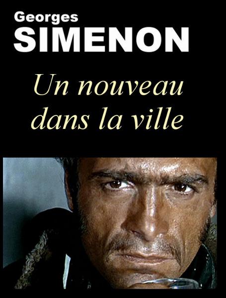 TELECHARGER MAGAZINE Georges Simenon - Un nouveau dans la ville (2016)