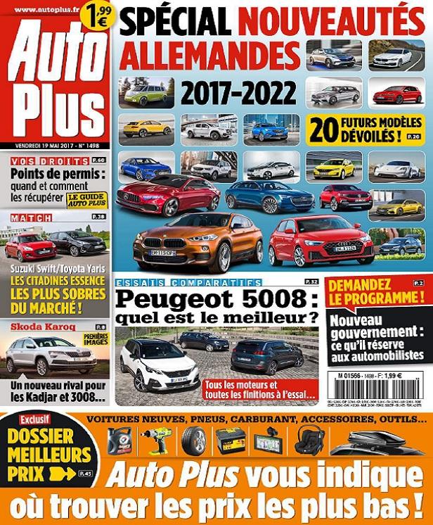 télécharger Auto Plus N°1498 Du 19 Mai 2017