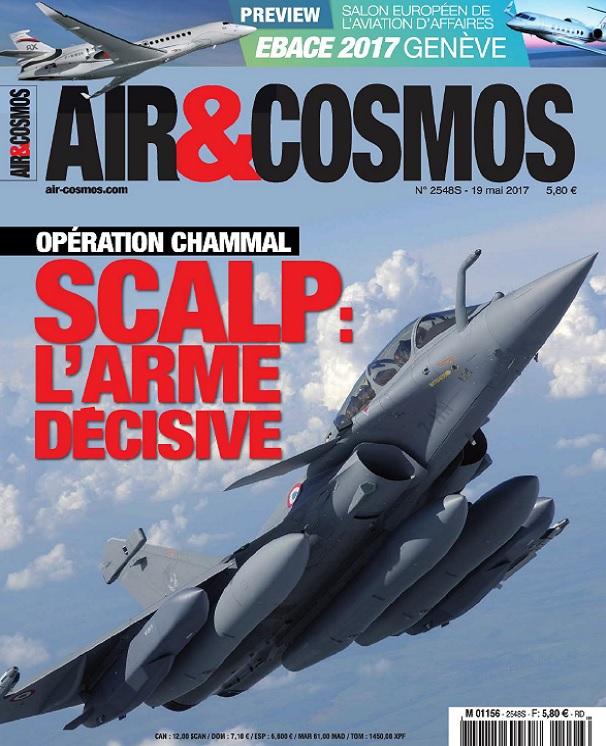 télécharger Air et Cosmos N°2548 Du 19 Mai 2017